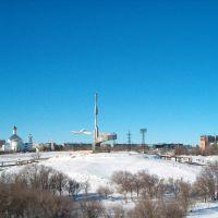 overall view_001, Байчунас