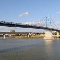 Два моста в жилгородок, Атырау(Гурьев)