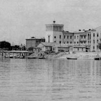 Вполне Узнаваемые и сейчас Здания в 1960 г., Атырау(Гурьев)