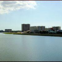 Атырау. Река Урал, Атырау(Гурьев)