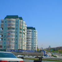 Вулицями Атирау, Атырау(Гурьев)