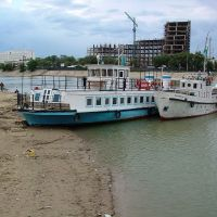 Atyrau - Ural River Navigation, Атырау(Гурьев)
