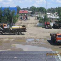 Dossor Warehouse (Logistic centre), Доссор