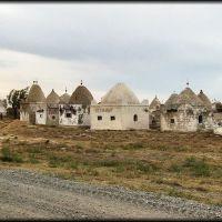 Кладбище близ Косчагила, Каратон