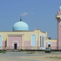 Kulsary. Mosque., Кульсары