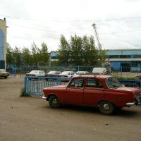 Цех Имсталькон, Байкадам