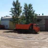 "Двор ""Имсталькон"" 2, Байкадам"