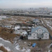 горбатый, Байкадам
