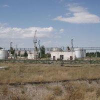 нефтебаза, Бурное