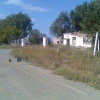 Брошенные строения, Георгиевка