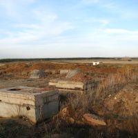 Командный пункт пуска 6 шт РС-20, Георгиевка