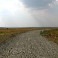 Positional road ICBM, Георгиевка