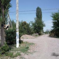 Пересечение у.Центральная и ул.Ленина, Гранитогорск