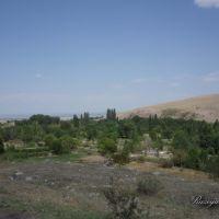Вид с асфальта, Гранитогорск