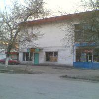 Здание торгового комплекса Шаган восточная сторона, Джамбул