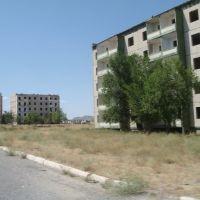 bos binalar, Каратау