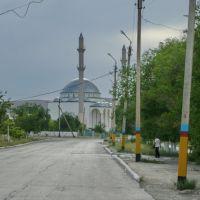 Мечеть, Каратау
