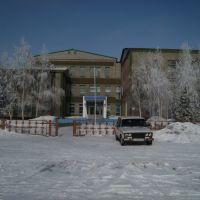 школа №2, Луговое