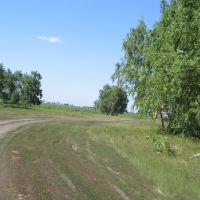 За деревней хорошая дорога ..., Михайловка