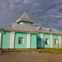 вокзал, Михайловка