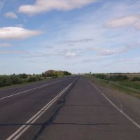 дорога, Михайловка