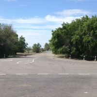 дорога в поселок, Михайловка