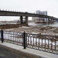 Новый мост 22 марта 2009, Ойтал