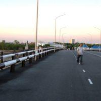 Спуск с моста в Жилгородок, Ойтал
