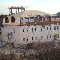 Реконструкция бывшего профилактория АНПЗ, Ойтал