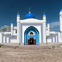 Mosque, Atyrau, Kazakhstan, Ойтал