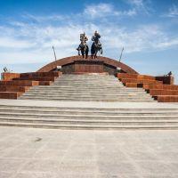 Monument, Atyrau, Kazakhstan, Ойтал