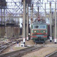 Kazakhstan railways, Чиганак