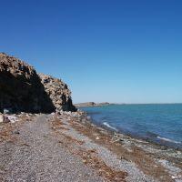 Lake Balkhash, Чиганак