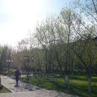 Puschkins park, Агадырь