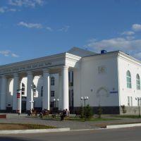 Театр Оперы и Балета им.К.Байсеитовой, Агадырь