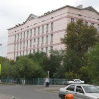 Школа №25 4 сентября 2008 года, Агадырь