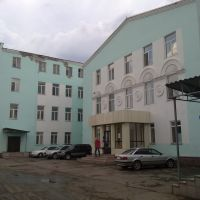 Поликлиника МЧС, Агадырь