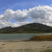 Озеро Монастыри, Акжал