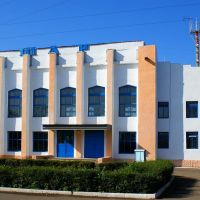Railway terminal, Акжал