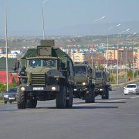 Х161ВВ (Внутренние Войска), Актас