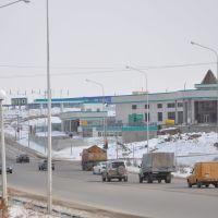 Ул. Адырбекова 23.02.2012, Актас