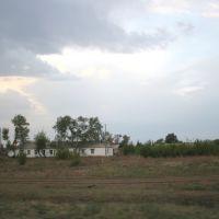 2014_05_16 дом в поселке, Актогай