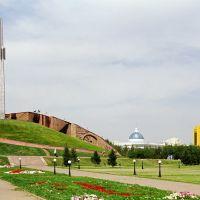 Памятник жертвам репрессий.Астана, Атасу
