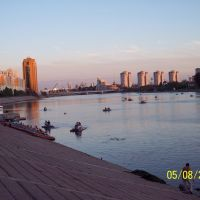 ISHIM RIVER ASTANA,KAZAKHSTAN, Атасу