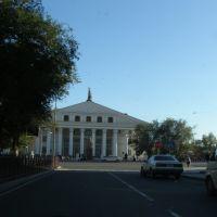 Торжественные колонны/Solemn columns, Балхаш
