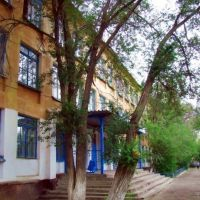 Школа №24, Восточно-Коунрадский