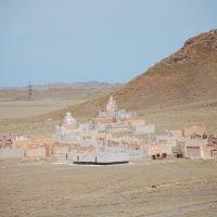 Kasachstan - moslemischer Friedhof, Гульшад
