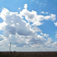 Clouds / Облака, Дарьинский
