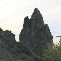 """Природный памятник """"Три брата"""", Джамбул"""