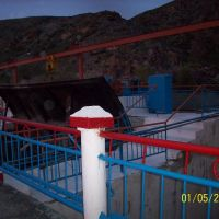 водозаборная плотина на кок-су, Джамбул